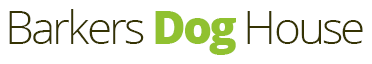 Barkers Dog House Logo